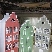 """Шкафы ручной работы. Ярмарка Мастеров - ручная работа Шкаф """"Голландский домик"""". Handmade."""