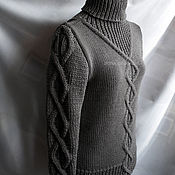 Одежда handmade. Livemaster - original item A sweater under the vest. Handmade.