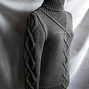 handmade. Livemaster - original item A sweater under the vest. Handmade.