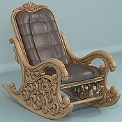 Кресла ручной работы. Ярмарка Мастеров - ручная работа Кресло качалка. Handmade.
