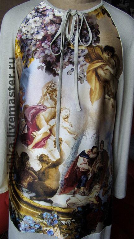 """Платья ручной работы. Ярмарка Мастеров - ручная работа. Купить Платье """"За мечтой"""". Handmade. Повседневное платье, платье на зиму"""