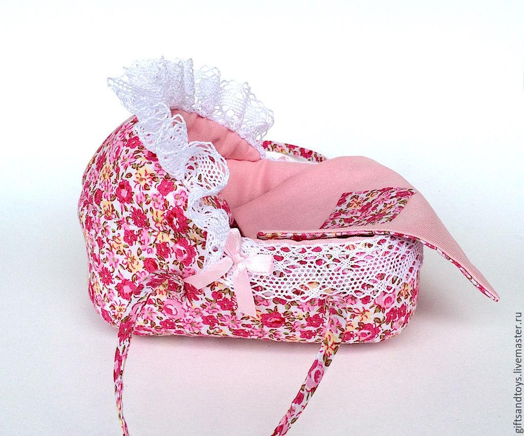 Люлька для куклы переноска