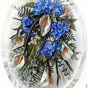 """Картины и панно ручной работы. Ярмарка Мастеров - ручная работа """"Букет невесты"""". Handmade."""