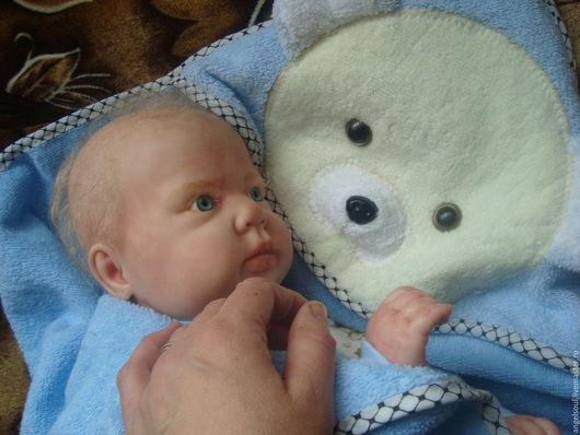 Куклы-младенцы и reborn ручной работы. Ярмарка Мастеров - ручная работа. Купить ЯСЕНЬКА!-. Handmade. Комбинированный, нежность, маттварниш