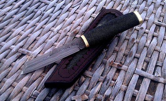 Подарки для мужчин, ручной работы. Ярмарка Мастеров - ручная работа. Купить ножи ручной работы. Handmade. Нож, сталь