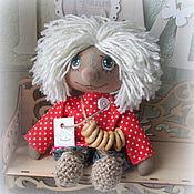 Куклы и игрушки handmade. Livemaster - original item Soft toys: Domovenok Kuzya. Handmade.