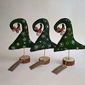 Подарки к праздникам ручной работы. Ярмарка Мастеров - ручная работа Ёлка тильда. Handmade.