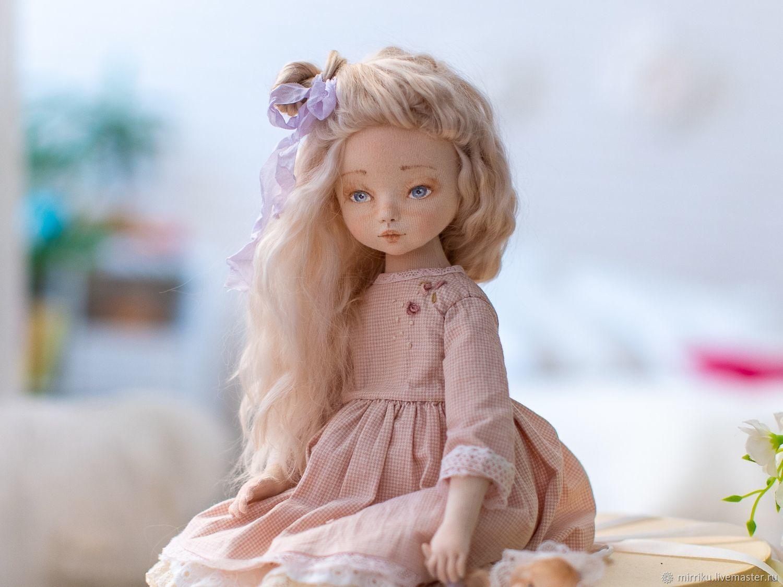 Ангелина. Кукла с куколкой, Куклы и пупсы, Малоярославец,  Фото №1