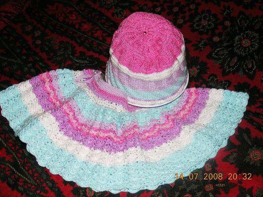 Одежда для девочек, ручной работы. Ярмарка Мастеров - ручная работа. Купить Комплект юбочка и шапочка. Handmade.
