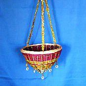 Цветы и флористика ручной работы. Ярмарка Мастеров - ручная работа Плетение из лозы. Handmade.