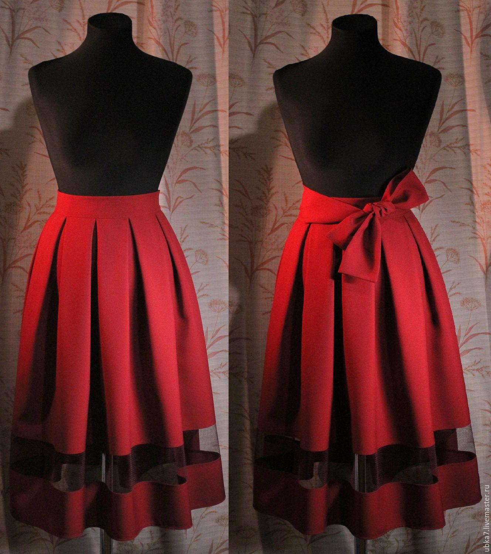 Сколько стоит сшить юбку прямую на заказ 55