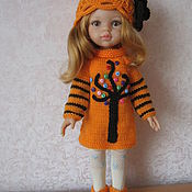 Куклы и игрушки ручной работы. Ярмарка Мастеров - ручная работа Комплект одежды для кукол Паола Рейна. Handmade.