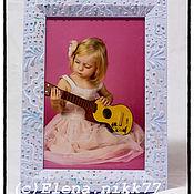 Photo frames handmade. Livemaster - original item The frame for the photo