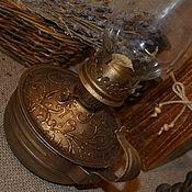 Для дома и интерьера ручной работы. Ярмарка Мастеров - ручная работа Лампа керосиновая для Оли.. Handmade.