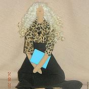 Куклы и игрушки ручной работы. Ярмарка Мастеров - ручная работа Кукла учительница. Handmade.