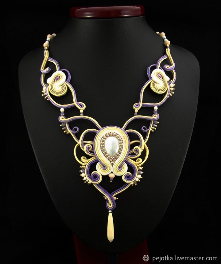 Casia Penicillo, Necklace, Zdunska-Wola,  Фото №1
