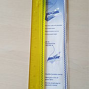 Инструменты для шитья ручной работы. Ярмарка Мастеров - ручная работа Линейка для работы с бумажными выкройками.. Handmade.