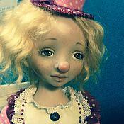 """Куклы и игрушки ручной работы. Ярмарка Мастеров - ручная работа Будуарная кукла """" Капа"""". Handmade."""