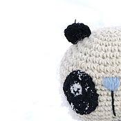 Куклы и игрушки ручной работы. Ярмарка Мастеров - ручная работа Малышка панда. Handmade.