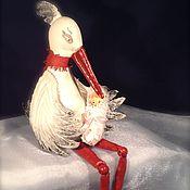 Куклы и игрушки ручной работы. Ярмарка Мастеров - ручная работа АИСТ. Handmade.