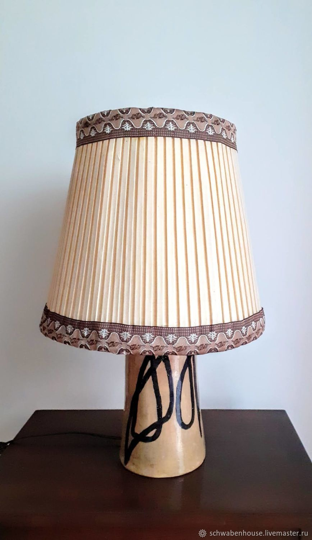 Table lamp: Bedside lamp, Table lamps, Jerusalem,  Фото №1