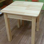 Столы ручной работы. Ярмарка Мастеров - ручная работа Стол детский. Handmade.