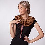 Аксессуары handmade. Livemaster - original item The mink collar