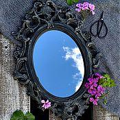 """Для дома и интерьера ручной работы. Ярмарка Мастеров - ручная работа Зеркало """"Серсея"""". Handmade."""