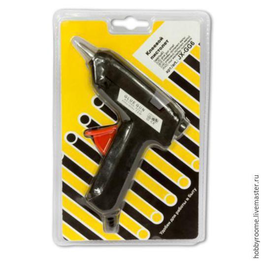 Другие виды рукоделия ручной работы. Ярмарка Мастеров - ручная работа. Купить Клеевой пистолет JX-GG6 (малый). Handmade.