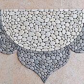 Для дома и интерьера handmade. Livemaster - original item Stone mat