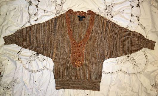 Одежда. Ярмарка Мастеров - ручная работа. Купить БЛУЗКА ЛЕТУЧАЯ МЫШЬ СТИЛЬ МИССОНИ ВИНТАЖ. Handmade. Блузка, старина