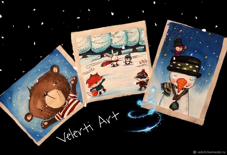Набор: «Winter Fairy Tale», Аппликации, Краснодар,  Фото №1