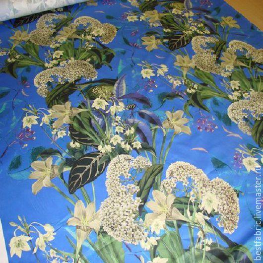 плательно -костюмная ткань коллекция GUCCI , Италия хлопок + эл шир. 145 см цена 2650 р сатиновое переплетение, мягкая, пластичная, средней толщины , матовая
