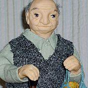 Куклы и игрушки ручной работы. Ярмарка Мастеров - ручная работа Дедуля.. Handmade.