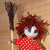Куклы и игрушки handmade. Livemaster - original item Domovenok Kuzma. Handmade.