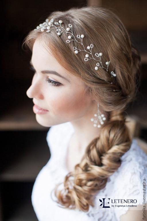 Украшения в причёску невесты купить