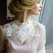 Свадебный салон handmade. Livemaster - original item Vintage wedding dress. Handmade.