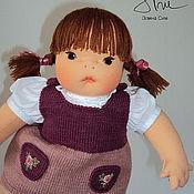Куклы и игрушки ручной работы. Ярмарка Мастеров - ручная работа Смешной малыш. Handmade.