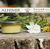Косметика ручной работы handmade. Livemaster - original item Herbal oil for face massage, dry skin/50ml.. Handmade.