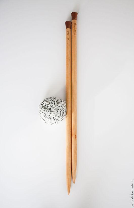 Гигантские спицы для вязания, спицы ручной работы, большие спицы, дерево, инструменты для вязания, вязание, ручное вязание, knitting, hand made