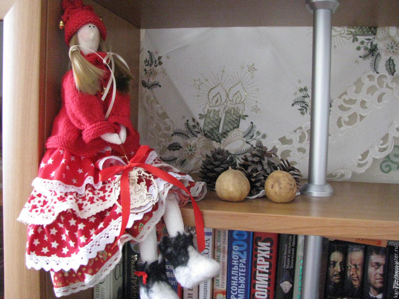 Рождественская Тильда, Тильды, Москва, Фото №1