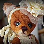 Куклы и игрушки ручной работы. Ярмарка Мастеров - ручная работа Foxy - милая лисичка.... Handmade.