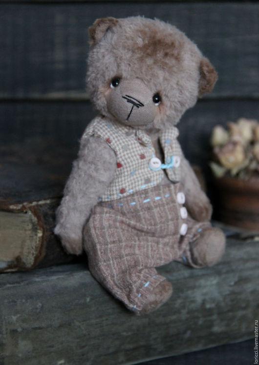 Мишки Тедди ручной работы. Ярмарка Мастеров - ручная работа. Купить Тимка.... Handmade. Мишка, мишки, опилки