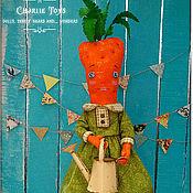 Куклы и игрушки ручной работы. Ярмарка Мастеров - ручная работа Морковочка. Handmade.