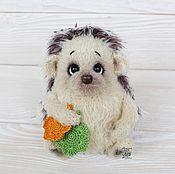 Куклы и игрушки handmade. Livemaster - original item hedgehog Enja. Handmade.