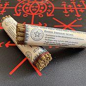 Фен-шуй и эзотерика handmade. Livemaster - original item Voodoo Incense Dambalah 2-V. Handmade.