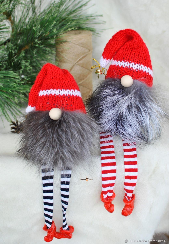 Christmas Gnome, Tilda Decor, Moscow,  Фото №1