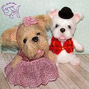 Материалы для творчества handmade. Livemaster - original item MK knitting Terry and Mary. Handmade.