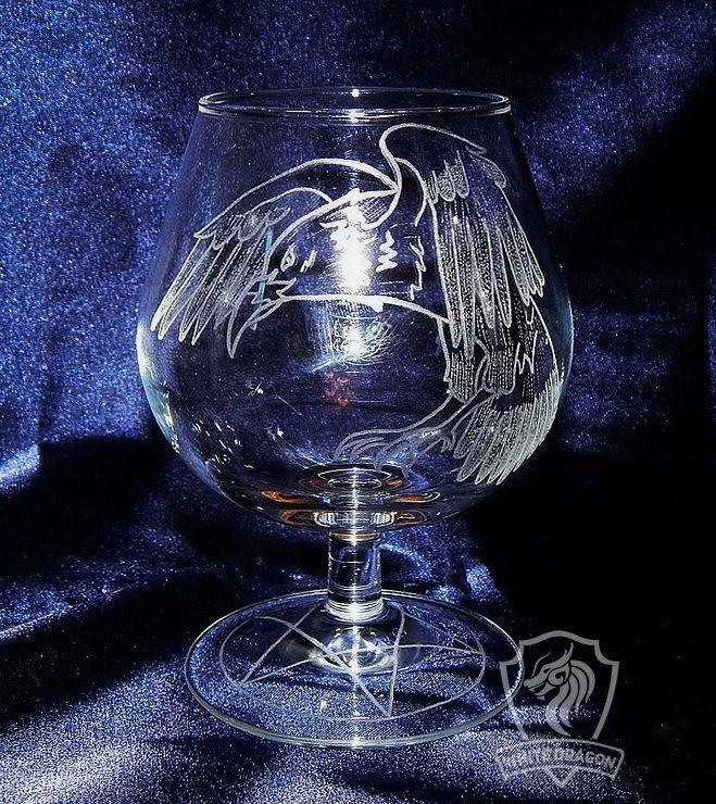 The Set Of 'The Darkness', Wine Glasses, Nizhny Novgorod,  Фото №1