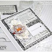 Сувениры и подарки ручной работы. Ярмарка Мастеров - ручная работа Подарочный сертификат на поход в ресторан. Handmade.